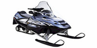 Thumbnail Polaris Snowmobile 2004 Trail Luxury Service Manual
