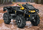 Thumbnail Can-Am 2015 Outlander Renegade & X mr ATV Service Manual