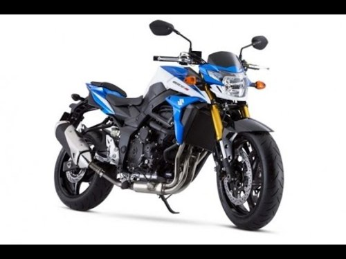 Product picture Suzuki 2015 2016 GSX-S 750 GSXS Service & Repair Manual