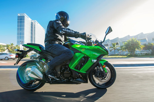 Product picture Kawasaki 2014-2016 Ninja 1000 Z1000SX Repair Service Manual