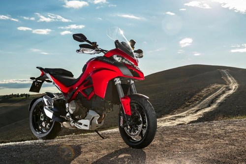 Product picture Ducati 2015 Multistrada 1200 S Service Repair Manual